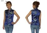 เสื้อผ้าไหมจีน  QLGB5