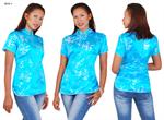 เสื้อผ้าไหมจีน  QLGL4