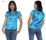 เสื้อผ้าไหมจีน  QLGL3