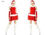 ชุดซานต้าผู้หญิง  X-MAS640
