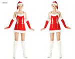 ชุดซานต้าผู้หญิง  X-MAS632