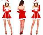 ชุดซานต้าผู้หญิง  X-S017