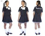 ชุดนักเรียนญี่ปุ่น JU70