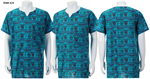 เสื้อผ้าพิมพ์ลายโอม RNM420