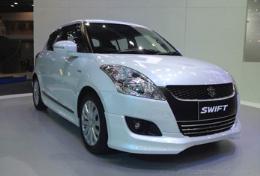 ชุดแต่งรอบคัน Suzuki Swift Eco ทรง RS