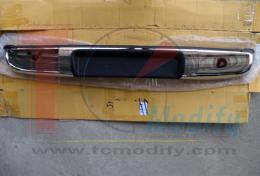 กันชนท้าย Mazda BT-50 ทรงศูนย์