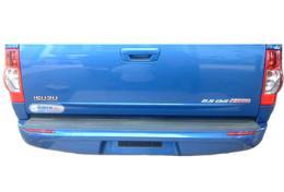กันชนท้าย D-max สีตัวรถ
