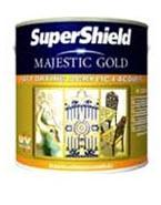 สีอุตสาหกรรม TOA SuperShield Majestic gold
