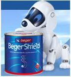 สีน้ำอะครีลิค Beger Shield