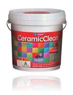 สีน้ำอะครีลิค BEGER CERAMIC CLEAN