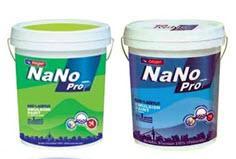 สีน้ำอะครีลิค BEGER NaNo Pro
