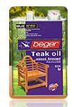 สีย้อมไม้ Beger Teak Oil