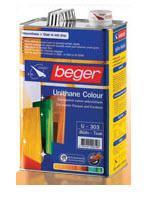 สีย้อมไม้ Beger Unithane Colour