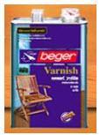 สีย้อมไม้ Beger Varnish for interior