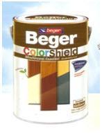 สีย้อมไม้ Beger ColorShield