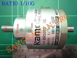 มอเตอร์สเตปปิ้ง STP044 high precision gearhead