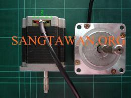 มอเตอร์สเตปปิ้ง STP020 SHINANO STP-58D401 3.5 V.
