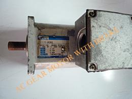 มอเตอร์สเกียร์ เอ.ซี SMA016 Motor 90 watt 75 rpm
