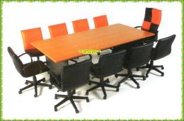 โต๊ะประชุมสีเหลี่ยม EXC-55