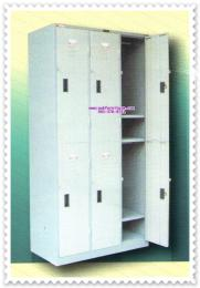 ตู้ล็อกเกอร์ แบบ 6 ประตู มอก.CL-106 มอก.