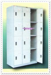 ตู้ล็อกเกอร์แบบ 12 ประตู CL-112