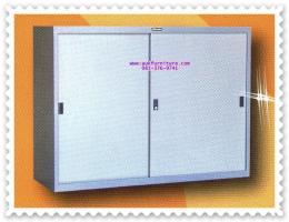 ตู้เก็บเอกสารบานเลื่อนทึบแบบ 4 ฟุต CSO-24