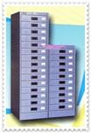 ตู้เก็บเอกสาร 10 ลิ้นชัก, 15 ลิ้นชัก  DC-210, DC-215