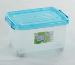 กล่องพลาสติกเอนกประสงค์พร้อมฝาล็อค 001