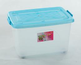 กล่องพลาสติกเอนกประสงค์พร้อมฝาล็อค 002