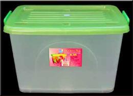 กล่องพลาสติกเอนกประสงค์พร้อมฝาล็อค 009