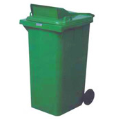ถังขยะพลาสติก 240 D