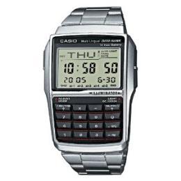 นาฬิกาข้อมือ DATA BANK DBC-32D-1ADF