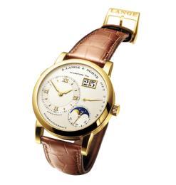 นาฬิกาข้อมือ รุ่น Lange 1 Moonphase