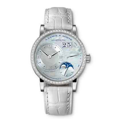 นาฬิกาข้อมือ รุ่น Little Lange 1 Moonphase