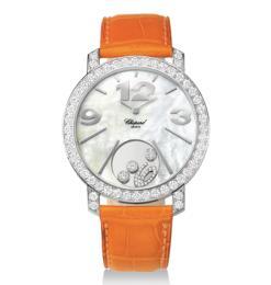 นาฬิกาข้อมือ รุ่น Happy diamonds