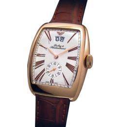 นาฬิกาข้อมือ รุ่น Aerodyn Date