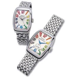 นาฬิกาข้อมือ รุ่น Aerodyn Rainbow