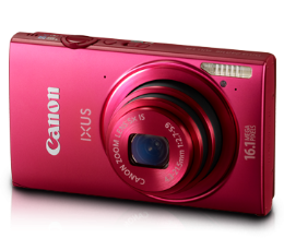 กล้องถ่ายรูปแคนนอนรุ่นDigital IXUS 240 HS