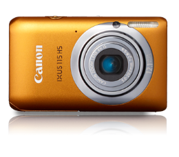 กล้องถ่ายรูปแคนนอนรุ่นDigital IXUS115 HS