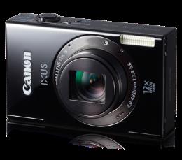 กล้องถ่ายรูปแคนนอนรุ่นDigital IXUS510 HS