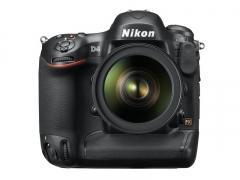 กล้องดิจิตอลนิคอนรุ่นDSLR D4