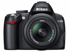 กล้องดิจิตอลนิคอนรุ่นDSLR D3000