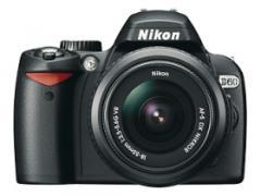 กล้องดิจิตอลนิคอนรุ่นDSLR D60