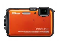 กล้องดิจิตอลนิคอนรุ่นCOOLPIX AW100