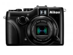 กล้องดิจิตอลนิคอนรุ่นCOOLPIX P7100