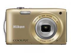 กล้องดิจิตอลนิคอนรุ่นCOOLPIX S3300