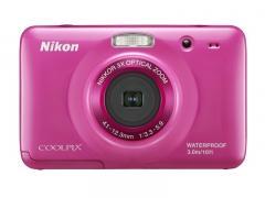 กล้องดิจิตอลนิคอนรุ่นCOOLPIX S30