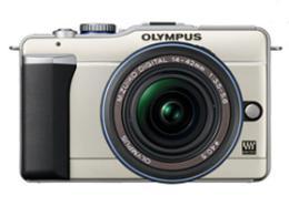 กล้องดิจิตอลโอลิมปัสรุ่นE-PL1