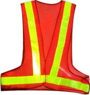 เสื้อกั้กสะท้อนแสง ชนิดตาข่าย Reflective Vest