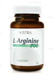 วิสทร้า แอล-อาร์จินีน 700 มก. 30 แคปซูล